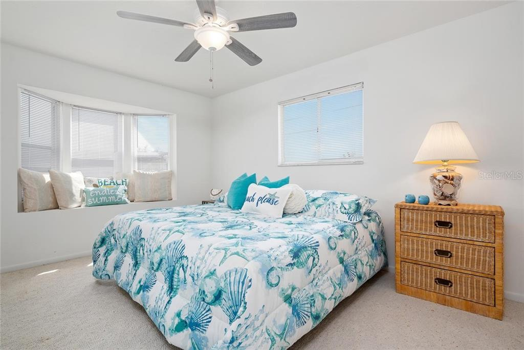 Second Bedroom - Single Family Home for sale at 710 S Bay Blvd, Anna Maria, FL 34216 - MLS Number is A4461640