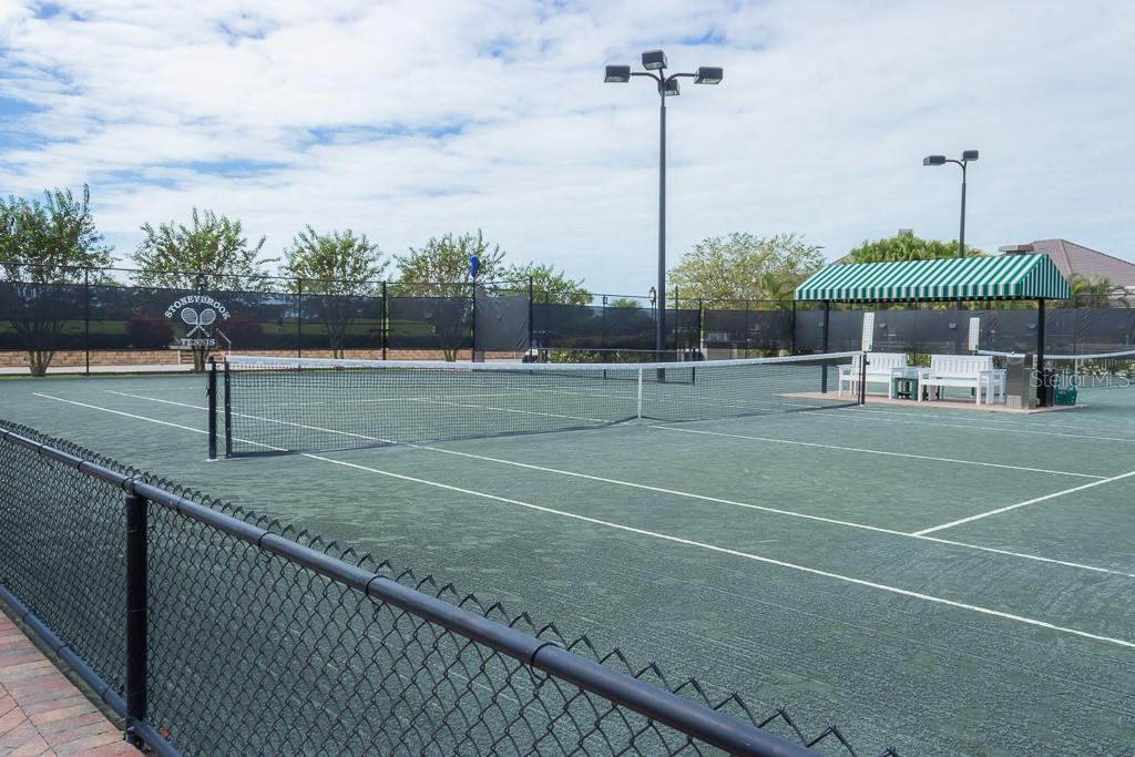 Lighted Har-Tru tennis facilities - Condo for sale at 9630 Club South Cir #6102, Sarasota, FL 34238 - MLS Number is A4463325