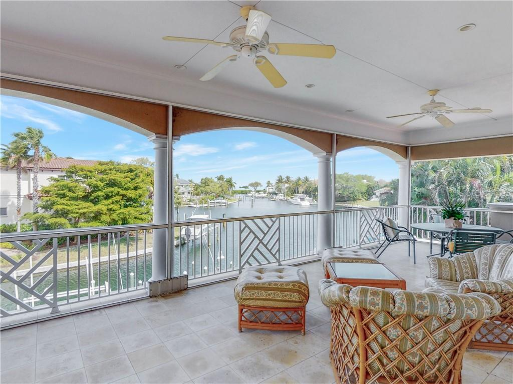 Views from the guest suites, truly amazing. - Single Family Home for sale at 1590 Harbor Sound Dr, Longboat Key, FL 34228 - MLS Number is A4463437
