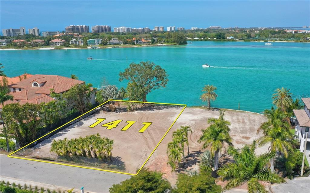 Vacant Land for sale at 1411 Westway Dr, Sarasota, FL 34236 - MLS Number is A4464019
