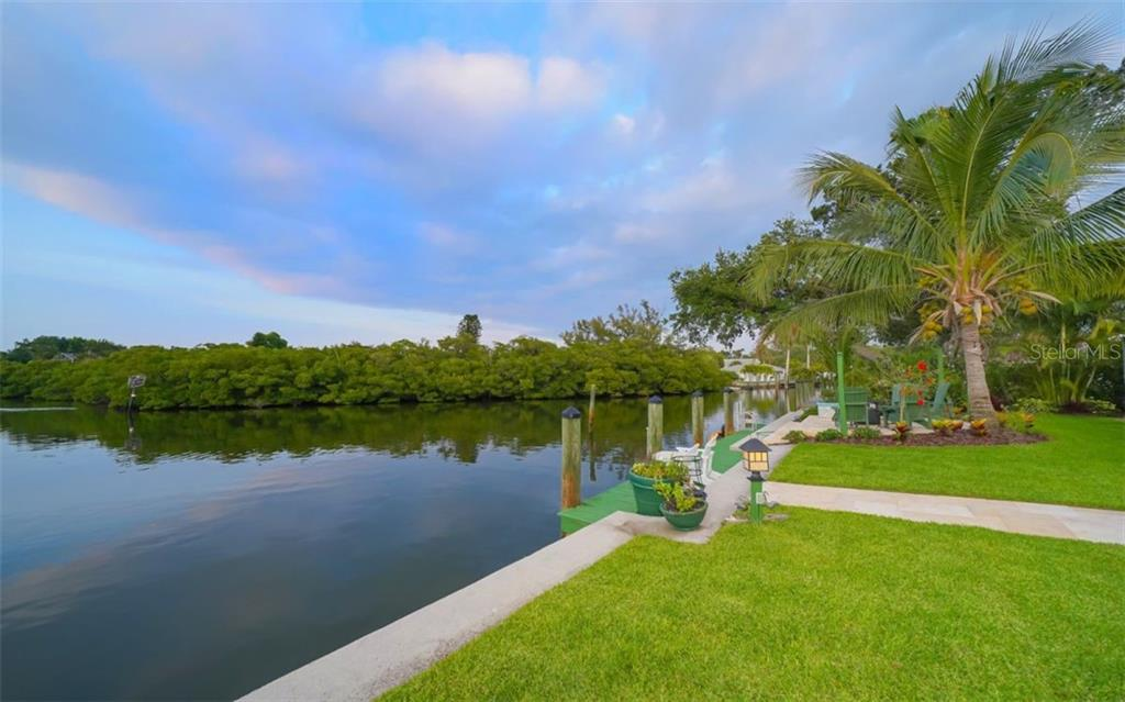 AMAZING WATER  VIEWS TO ENJOY ALL THE WILDLIFE EVERYDAY - Single Family Home for sale at 3 Winslow Pl, Longboat Key, FL 34228 - MLS Number is A4464990