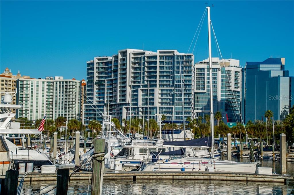 Condo for sale at 1155 N Gulfstream Ave #708, Sarasota, FL 34236 - MLS Number is A4466759