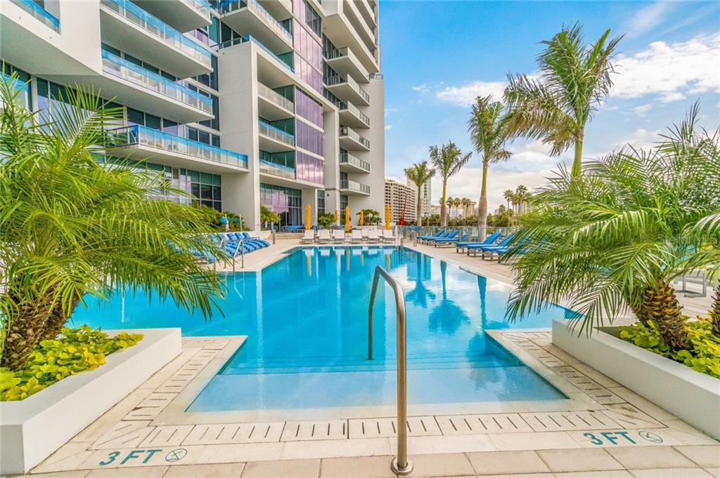 Condo for sale at 1155 N Gulfstream Ave #1603, Sarasota, FL 34236 - MLS Number is A4468461