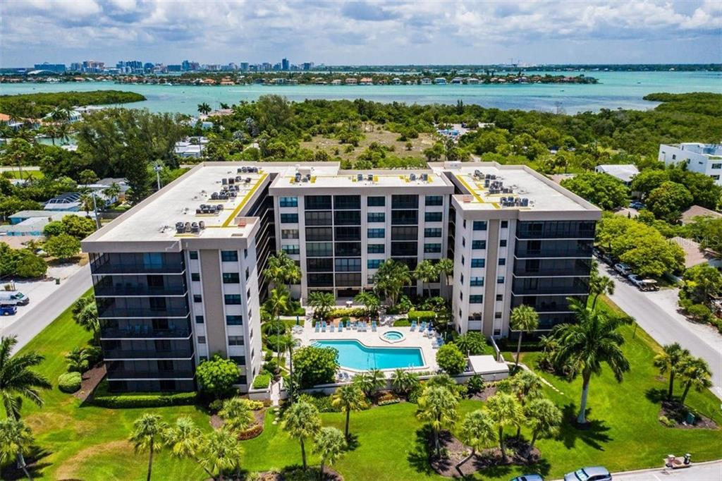 Condo for sale at 1001 Benjamin Franklin Dr #312, Sarasota, FL 34236 - MLS Number is A4471815