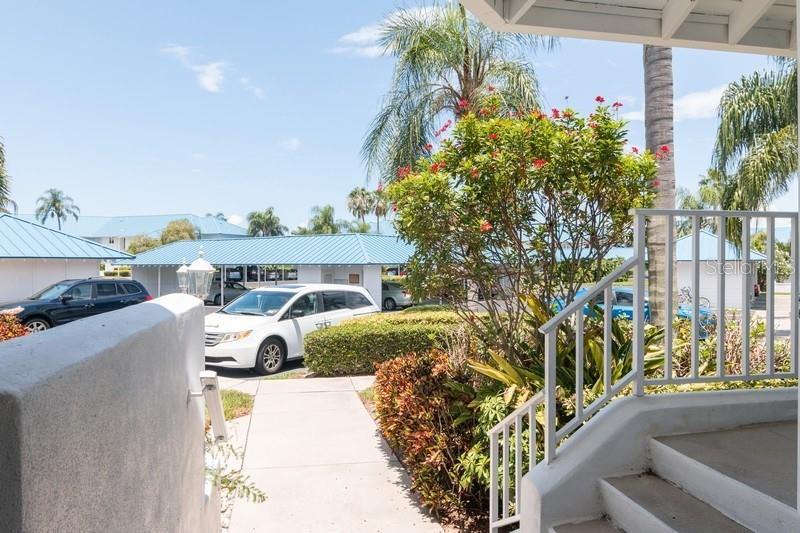 Entrance - Condo for sale at 977 Sandpiper Cir #977, Bradenton, FL 34209 - MLS Number is A4474554
