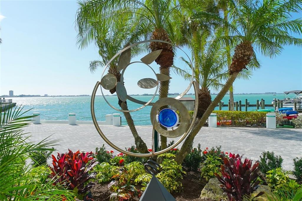 Condo for sale at 988 Blvd Of The Arts #209, Sarasota, FL 34236 - MLS Number is A4476875