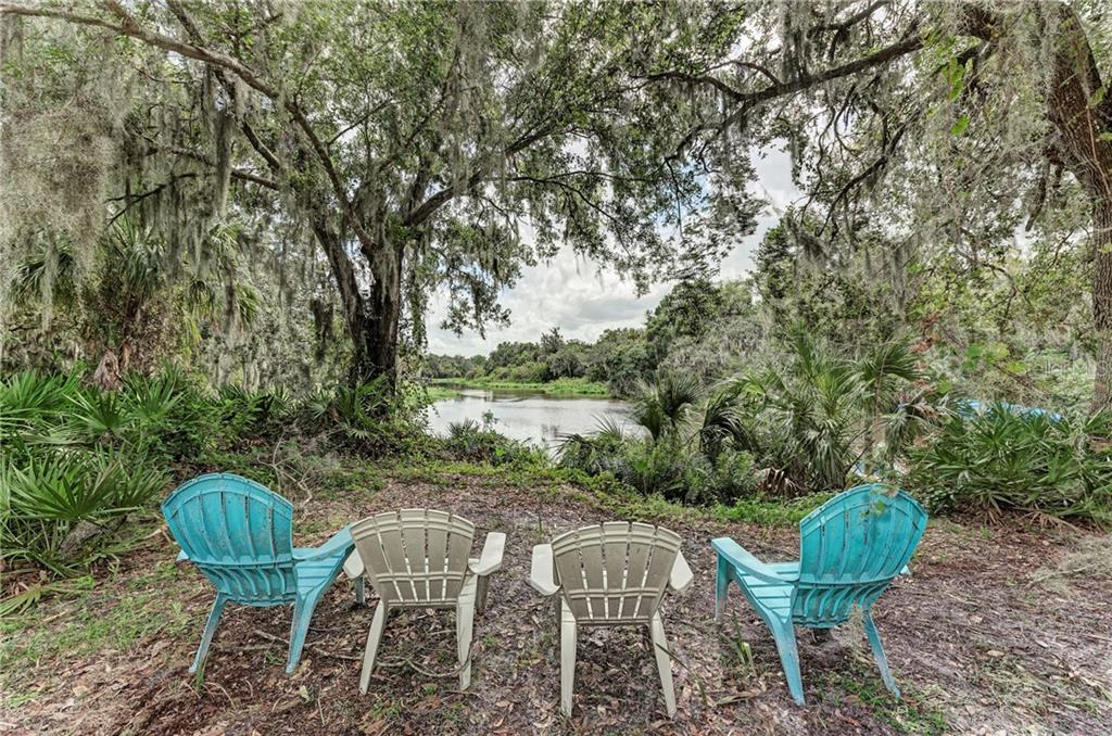 Peaceful river settings - Single Family Home for sale at 7118 68th Dr E, Bradenton, FL 34203 - MLS Number is A4480398