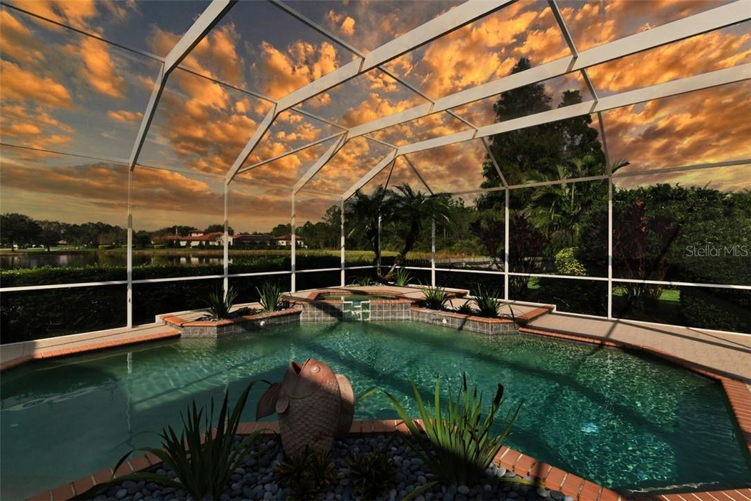 Spectacular night skies - Single Family Home for sale at 7832 Panther Ridge Trl, Bradenton, FL 34202 - MLS Number is A4483837