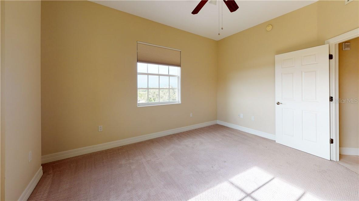 Third bedroom North facing window - Condo for sale at 5591 Cannes Cir #506, Sarasota, FL 34231 - MLS Number is A4484243