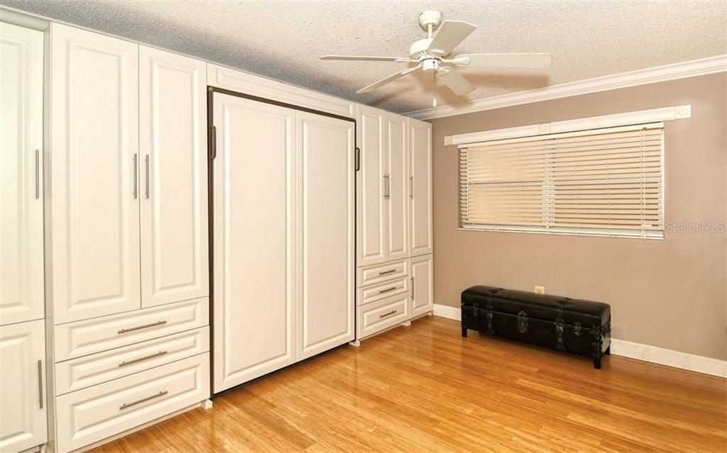 Murphy Bed! - Condo for sale at 8630 Midnight Pass Rd #A104, Sarasota, FL 34242 - MLS Number is A4486299
