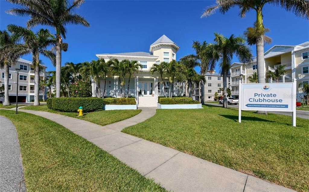Palma Sola Bay Club clubhouse - Condo for sale at 7730 34th Ave W #102, Bradenton, FL 34209 - MLS Number is A4486333