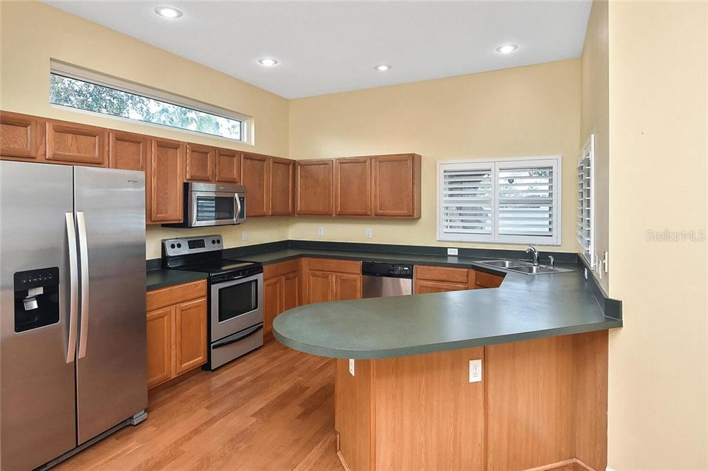 Kitchen - Single Family Home for sale at 4339 Manfield Dr, Venice, FL 34293 - MLS Number is A4488140