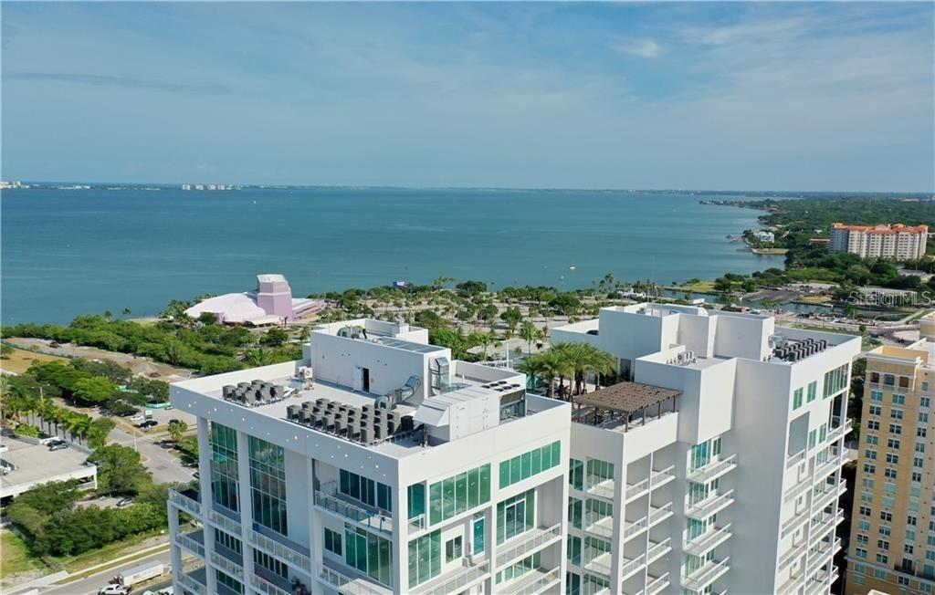 Condo for sale at 540 N Tamiami Trl #1104, Sarasota, FL 34236 - MLS Number is A4488508