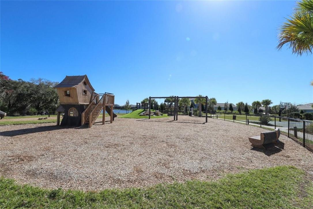 Another playground with quality equipment. - Single Family Home for sale at 11713 Blue Hill Trl, Bradenton, FL 34211 - MLS Number is A4490622