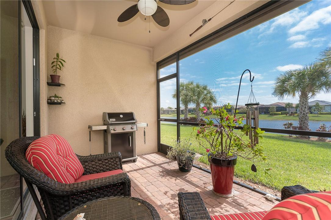 great water views - Villa for sale at 13883 Botteri St, Venice, FL 34293 - MLS Number is A4493523