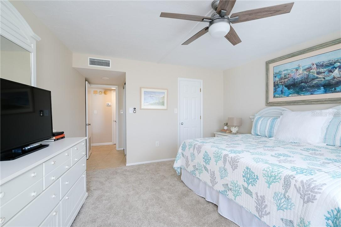 Guest Bedroom - Condo for sale at 6300 Midnight Pass Rd #701, Sarasota, FL 34242 - MLS Number is A4496847