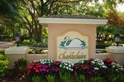 Community entrance - Villa for sale at 5510 Chanteclaire #46, Sarasota, FL 34235 - MLS Number is A4156527