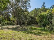 Mature trees dot the acreage - Vacant Land for sale at 7809 Sanderling Rd, Sarasota, FL 34242 - MLS Number is A4170044