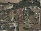 Aerial View - Single Family Home for sale at 16314 Golf Course Rd, Parrish, FL 34219 - MLS Number is A4171555
