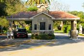 The Landings entrance gatehouse - Condo for sale at Address Withheld, Sarasota, FL 34231 - MLS Number is A4175607