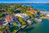 So close to open water & Downtown Sarasota - Single Family Home for sale at 875 Siesta Key Cir, Sarasota, FL 34242 - MLS Number is A4177361
