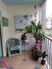 New tile on the lanai. - Condo for sale at 1330 Glen Oaks Dr E #275d, Sarasota, FL 34232 - MLS Number is A4178649