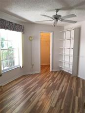 THIRD BEDROOM OR OFFICE WITH BEAUTIFUL FLOORING AND WALK IN CLOSET - Single Family Home for sale at 1203 Harbor Town Way, Venice, FL 34292 - MLS Number is A4180060