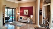 Formal Living Room - Single Family Home for sale at 7658 Trillium Blvd, Sarasota, FL 34241 - MLS Number is A4182608