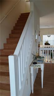 Stairs to 3 bedroom level - Condo for sale at 9209 Midnight Pass Rd #5, Sarasota, FL 34242 - MLS Number is A4185067