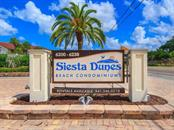 Community entrance - Condo for sale at 6236 Midnight Pass Rd #406, Sarasota, FL 34242 - MLS Number is A4188093