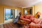 Living room - Condo for sale at 20 Whispering Sands Dr #1103, Sarasota, FL 34242 - MLS Number is A4192663