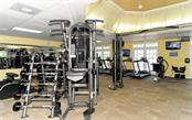 State of the Art Fitness Center at Plantation Golf & Country Club - Villa for sale at 604 Crossfield Cir #31, Venice, FL 34293 - MLS Number is A4193953