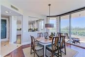 Dining Room - Condo for sale at 3060 Grand Bay Blvd #142, Longboat Key, FL 34228 - MLS Number is A4199568