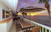 Sunset and Gulf of Mexico views - Single Family Home for sale at 148 Sand Dollar Ln, Sarasota, FL 34242 - MLS Number is A4206505
