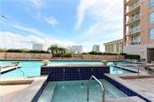 Blue Skies, Pool and Spa. - Condo for sale at 1350 Main St #1106, Sarasota, FL 34236 - MLS Number is A4209424