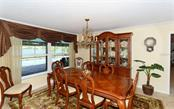 Formal dining room for special gatherings. - Single Family Home for sale at 5122 Willow Leaf Dr, Sarasota, FL 34241 - MLS Number is A4209555