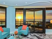 Dining Area/Great Room - Condo for sale at 1241 Gulf Of Mexico Dr #502, Longboat Key, FL 34228 - MLS Number is A4211248