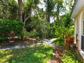 Heavily wooded, shady walking paths. - Single Family Home for sale at 259 Woods Point Rd, Osprey, FL 34229 - MLS Number is A4403108