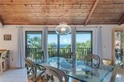 Dining area - Single Family Home for sale at 6661 Gulf Of Mexico Dr, Longboat Key, FL 34228 - MLS Number is A4410988