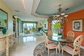 This condo comes furnished with a tasteful Coastal palate. - Condo for sale at 340 Gulf Of Mexico Dr #116, Longboat Key, FL 34228 - MLS Number is A4411000