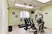 La Siesta Gym - Condo for sale at 925 Beach Rd #107b, Sarasota, FL 34242 - MLS Number is A4413716