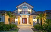 Beautiful Entry - Single Family Home for sale at 2829 Wilfred Reid Cir, Sarasota, FL 34240 - MLS Number is A4416091