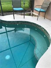 SPA in the one end of the pool. - Villa for sale at 252 Fairway Isles Ln, Bradenton, FL 34212 - MLS Number is A4417217