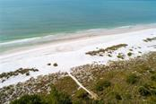Aerial of Willow Ave Beach Access - Single Family Home for sale at 107 Willow Ave, Anna Maria, FL 34216 - MLS Number is A4421946