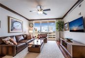 A comfortable and welcoming living room - Condo for sale at 1350 Main St #702, Sarasota, FL 34236 - MLS Number is A4429347