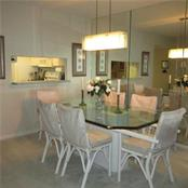 dinning room - Condo for sale at 1125 W Peppertree Dr #603, Sarasota, FL 34242 - MLS Number is A4430690