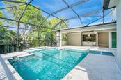 Beautiful custom built pool and spa by Bulldog's Pool Company - Single Family Home for sale at 1555 Sandpiper Ln, Sarasota, FL 34239 - MLS Number is A4436047