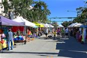 Besides the frequent art and craft markets there is also a weekly Farmer's Market in downtown Sarasota - Condo for sale at 800 N Tamiami Trl #602, Sarasota, FL 34236 - MLS Number is A4436915