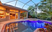 Pool/spa - Single Family Home for sale at 574 N Macewen Dr, Osprey, FL 34229 - MLS Number is A4455085
