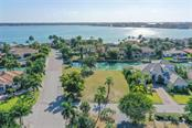 The over sized corner lot allows flexibility of building design , to create a magnificent custom residence. - Vacant Land for sale at 656 S Owl Dr, Sarasota, FL 34236 - MLS Number is A4457438